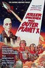 Watch Killer Spacemen from Outer Planet X Online Projectfreetv