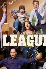 the league tv poster