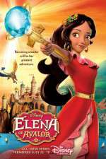 elena of avalor tv poster