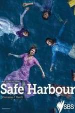 safe harbour tv poster