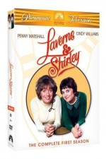 laverne & shirley tv poster