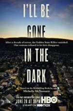 i\'ll be gone in the dark tv poster