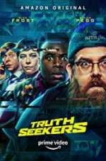 truth seekers tv poster