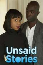 unsaid stories tv poster