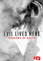 evil lives here: shadows of death tv poster