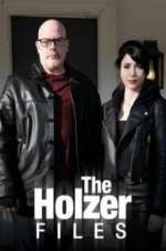 the holzer files tv poster
