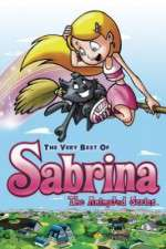 sabrina the animated series tv poster