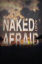 naked and afraid tv poster