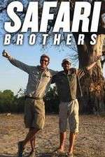 safari brothers tv poster