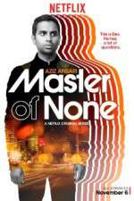 master of none tv poster
