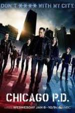 chicago pd tv poster