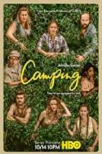 camping tv poster