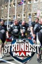 uk\'s strongest man tv poster