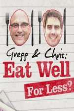 eat well for less tv poster