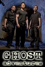 ghost adventures tv poster