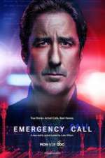 emergency call tv poster
