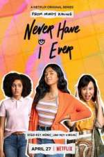 never have i ever tv poster