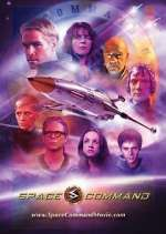 space command tv poster