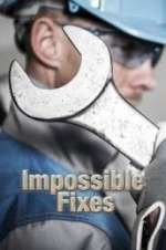 impossible fixes tv poster