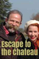 escape to the chateau tv poster